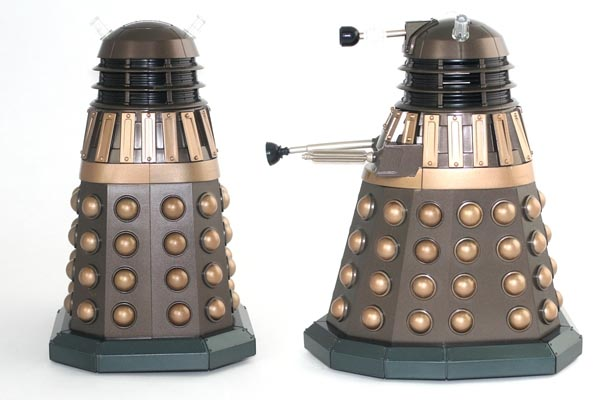 Doctor Who Dalek Money Bank