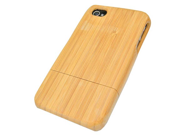 Donya iPhone 4 Bamboo Wooden Case