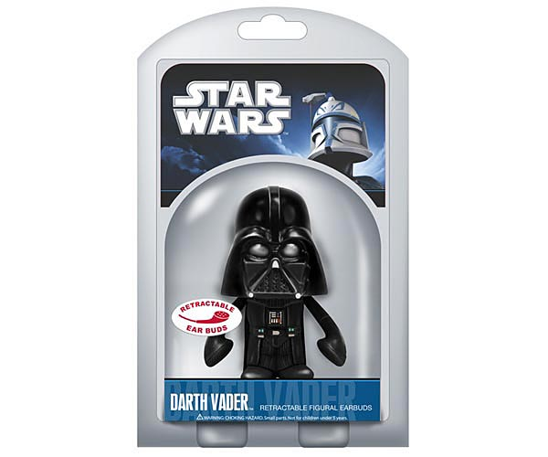 Funko Star Wars Retractable Earbuds