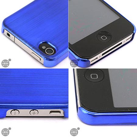 iJacket Metallic iPhone 4 Case