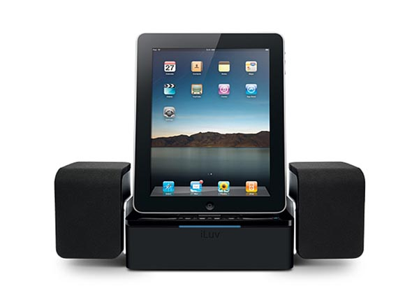 iMM747 Speaker Dock for iPad, iPhone and iPod