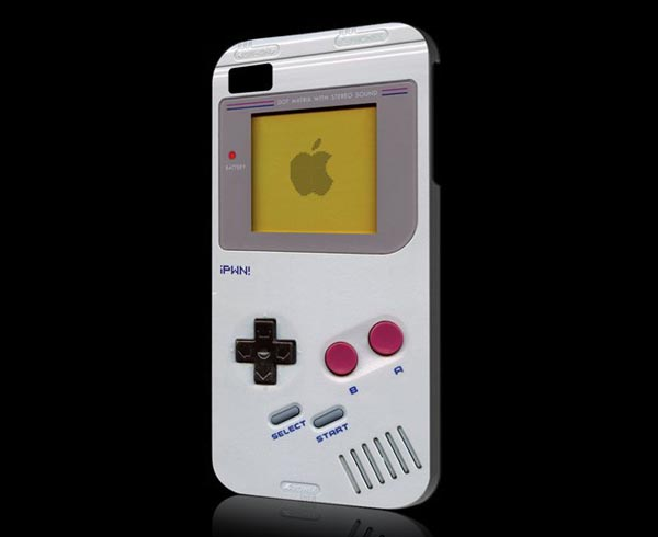 iPWN Game Boy iPhone 4 Case