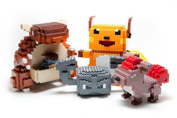 LEGO Pokemon Monsters