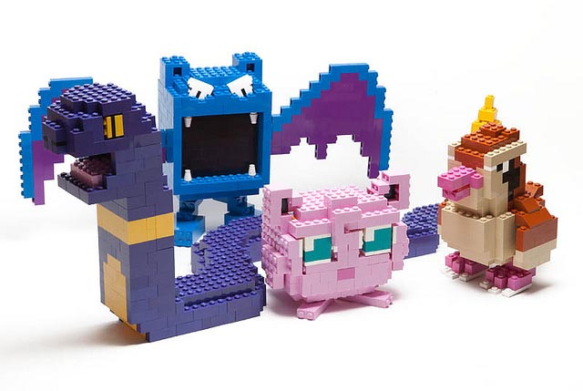 lego pokemon monsters gadgetsin