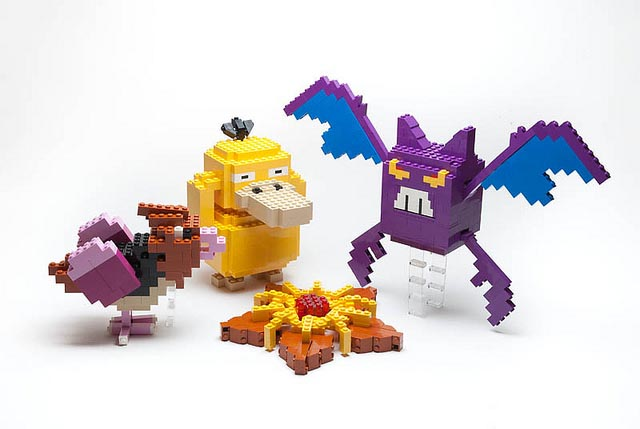 Lego Pokemon Monsters Gadgetsin