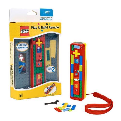 Lego Wii Remote Gadgetsin