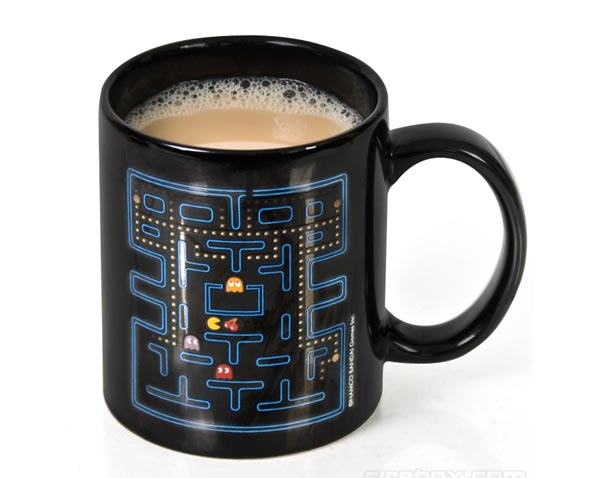 Officially Licensed Pacman Mug