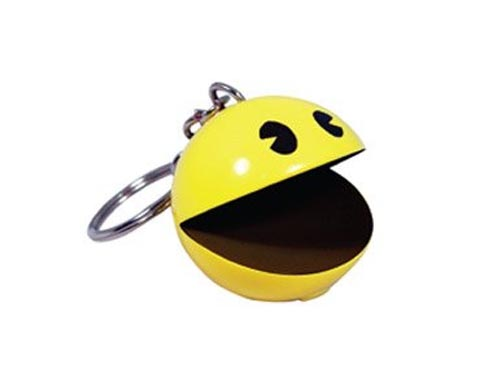 Pacman Keychain with Game Sound
