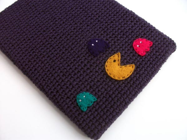 Pacman MacBook Pro and Laptop Sleeve