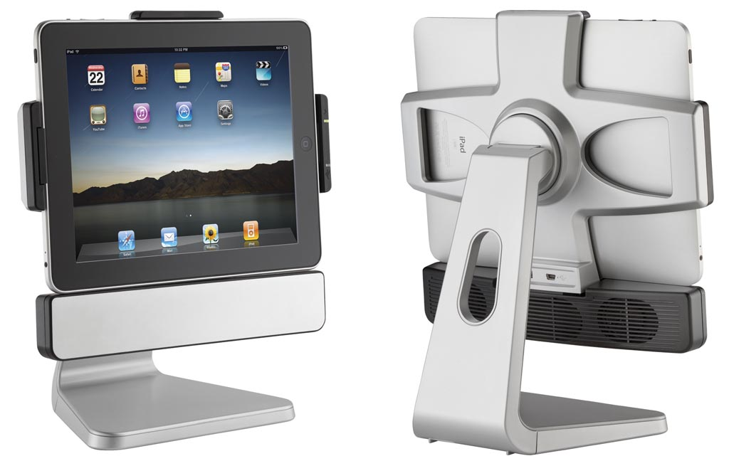 ipad docking station gadgetsin. Black Bedroom Furniture Sets. Home Design Ideas