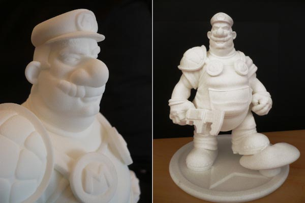 Sculpteo Online 3D Printer: Make Your Own Action Figure