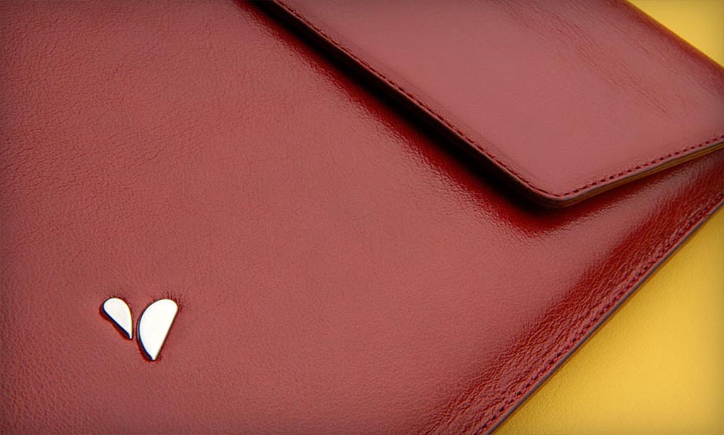Vaja Custom Macbook Air Leather Case Gadgetsin
