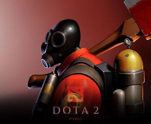 New Valve Game DOTA 2