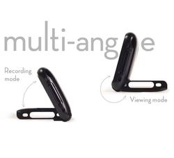 Mini-mal iPhone Case Integrated Stand