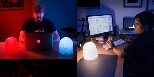 Pacman Ghost Lamps