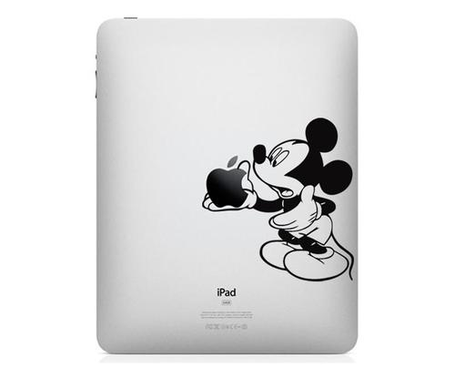 Mickey Mouse iPad Decal