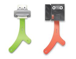Quirky Cable Caps Cable Management for Your USB Gadgets