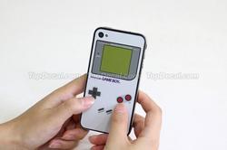 Nintendo Game Boy iPhone 4 Skin