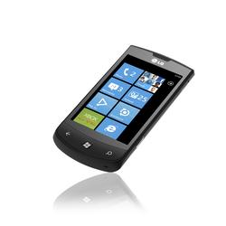 LG Optimus 7 Windows Phone 7 Smartphone Unveiled