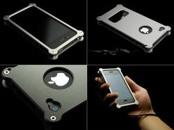 Abee Aluminum iPhone 4 Case