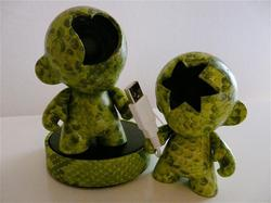 Handmade Munny Doll Speakers