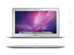 New Apple MacBook Air Now Available