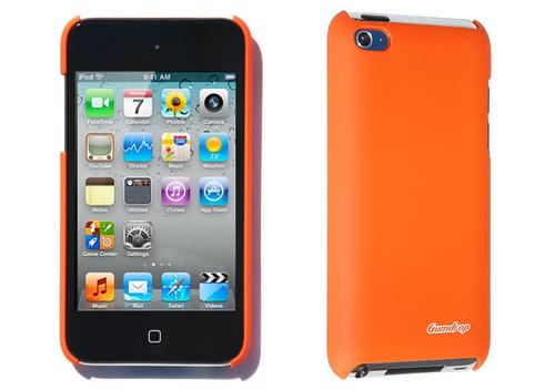 Gumdrop Air Shell iPod Touch 4G Case