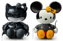 New Hello Kitty Model Kits Design by Joseph Senior