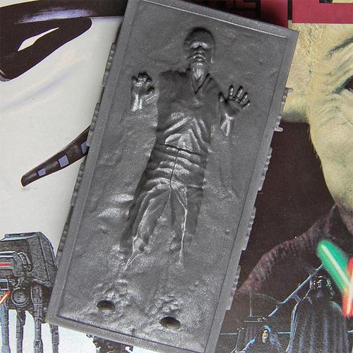 Han Solo in Carbonite Geek Soap
