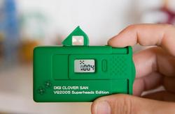 Mr. Clover Mini Digital Keychain Camera