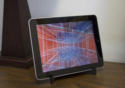 Ezzyl Five Dollar iPad Stand