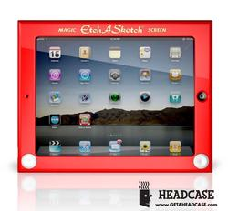 Headcase Etch A Sketch iPad Case
