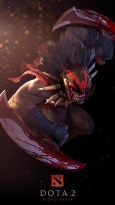 New Valve Game DOTA 2 - Bloodseeker