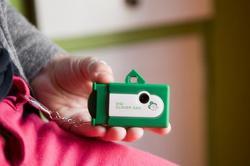 Mr. Clover Mini Digital Keychain Camera