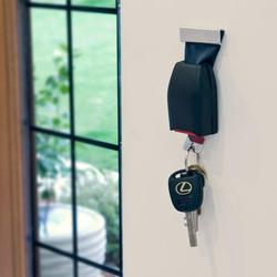 Buckle Up Key Holder Keeps Your Keys Safe