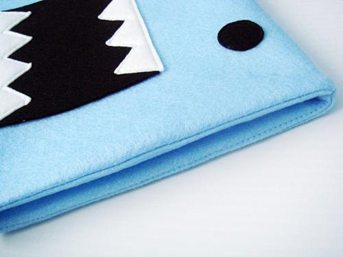 Monster iPad Sleeve