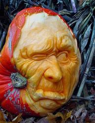 Awesome Halloween Pumpkin Carvings by Ray Villafane