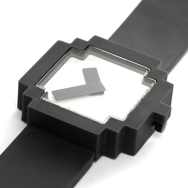 8-Bit Pixelized Watch