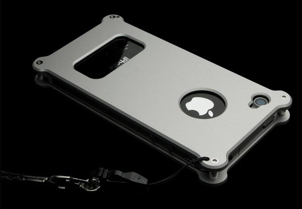 Abee Aluminum iPhone 4 Case Type 02 Available