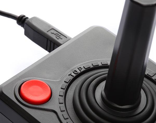 Classical ATARI Styled USB Joystick