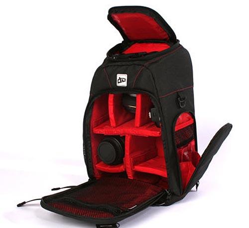 deviantART PRO Camera Bag