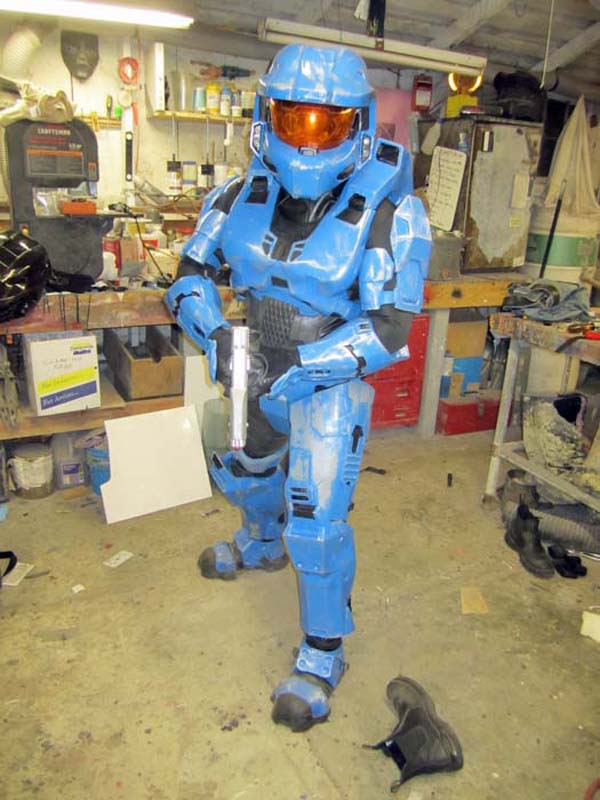 Fantastic Halo Master Chief Costumes