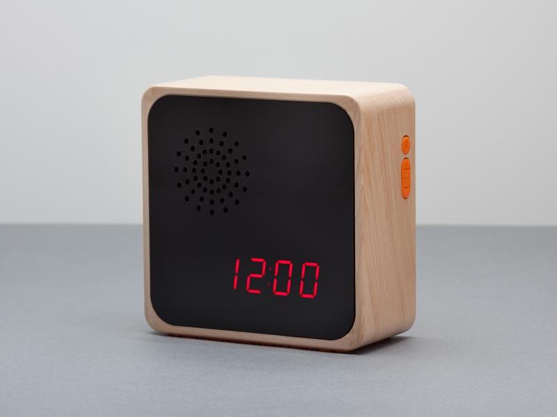 Furni Alba Alarm Clock Integrated Audio Amplifier And