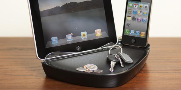 Griffin PowerDock Dual Charging Station for iPad, iPhone and iPod