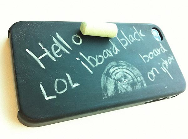 iBlackBoard iPhone 4 Case