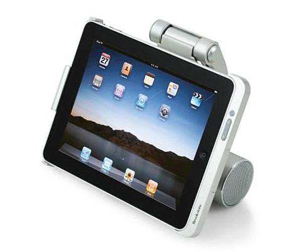 idesign ipad docking station gadgetsin. Black Bedroom Furniture Sets. Home Design Ideas