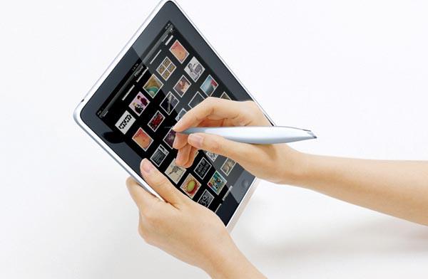 iDrop Information Stylus Design Concept