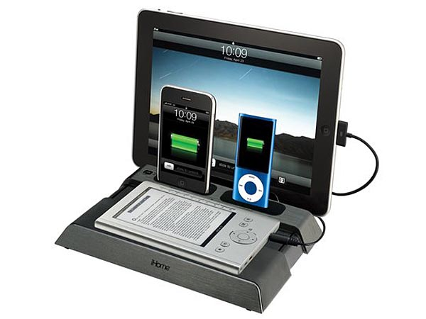 iHome iB969 Charging Station