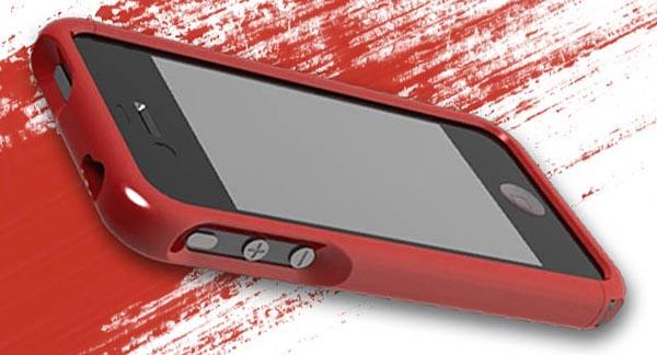 KineticCASE iPhone 4 Metal Case