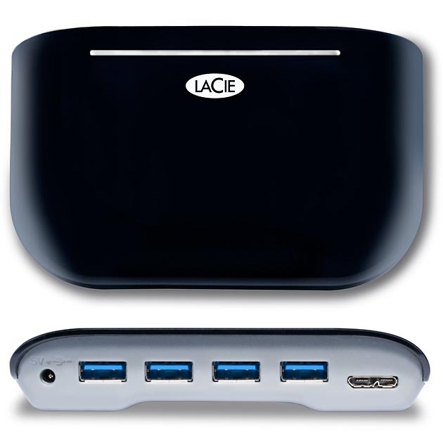 LaCie 4-Port USB 3.0 Hub